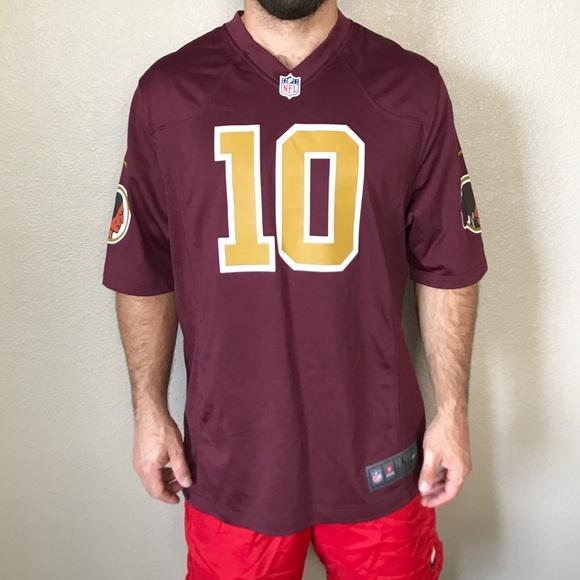 NFL Redskins RG3 Jersey